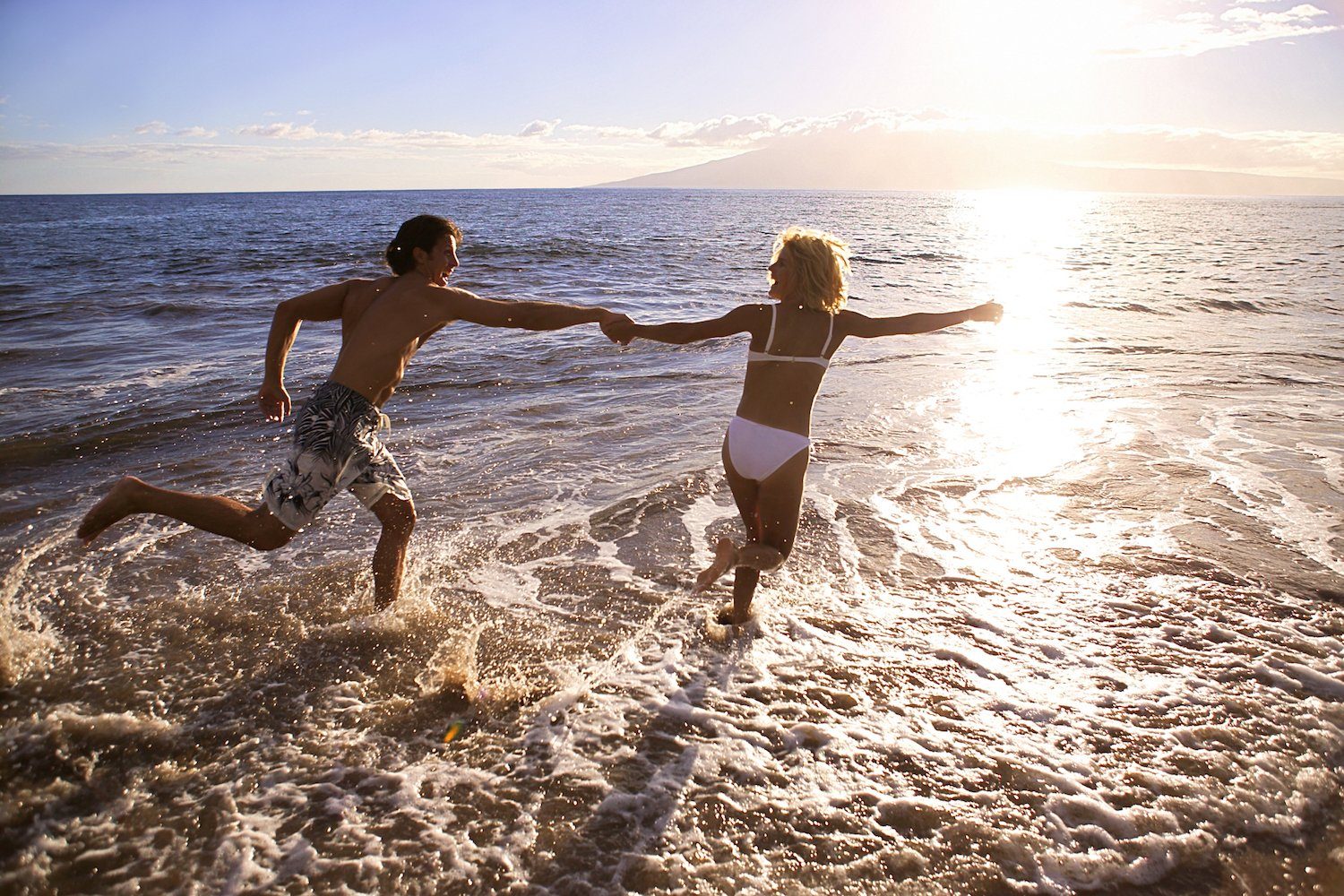Romantic things to do on vacation